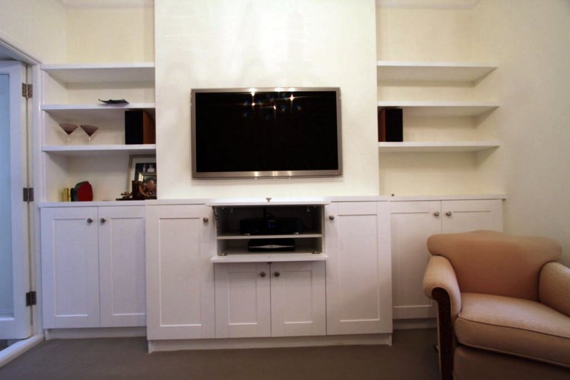 Bespoke Living Room And Hall Furniture | Made To Measure Fitted Firniture