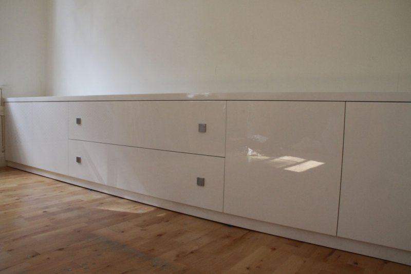 White Gloss Living Room Cabinets Living Room
